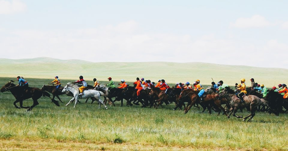Horse Trails Mongolia